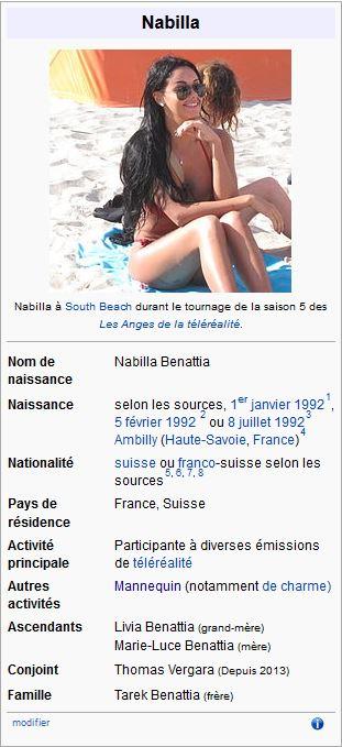 Nabilla Wikipédia