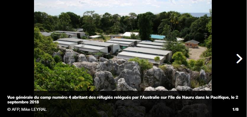 Nauru vue générale