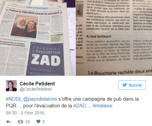 NDDL Campagne Ouest France