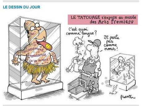 Marianne Culbutee Deux Dessins De Plantu Deux Reactions Du Monde