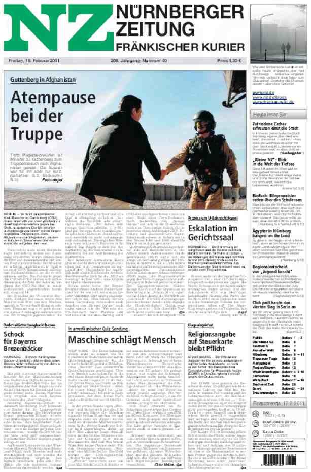 Nurnberger Zeitung