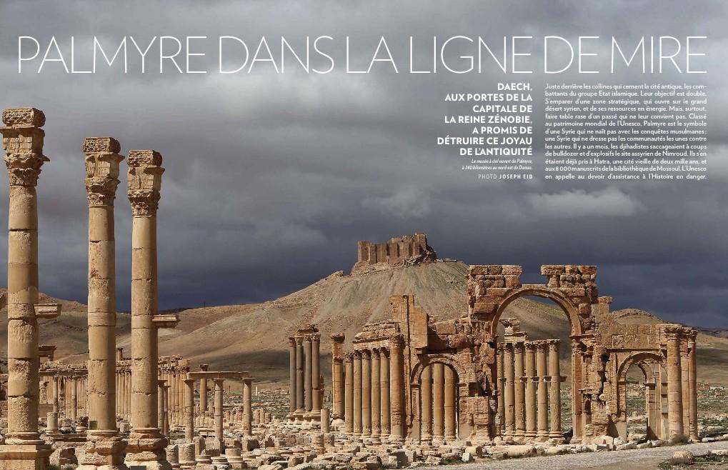 Palmyre Match