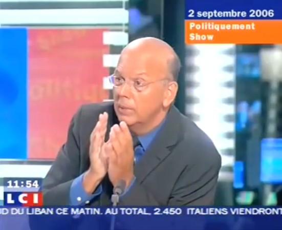 Patrick buisson, LCI, septembre 2006