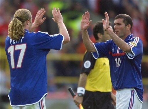 Petit Zidane