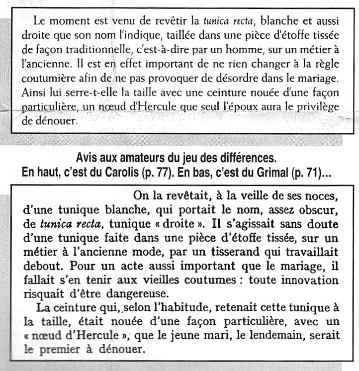 Plagiat Carolis - Canard Enchaîné - 03/11/11