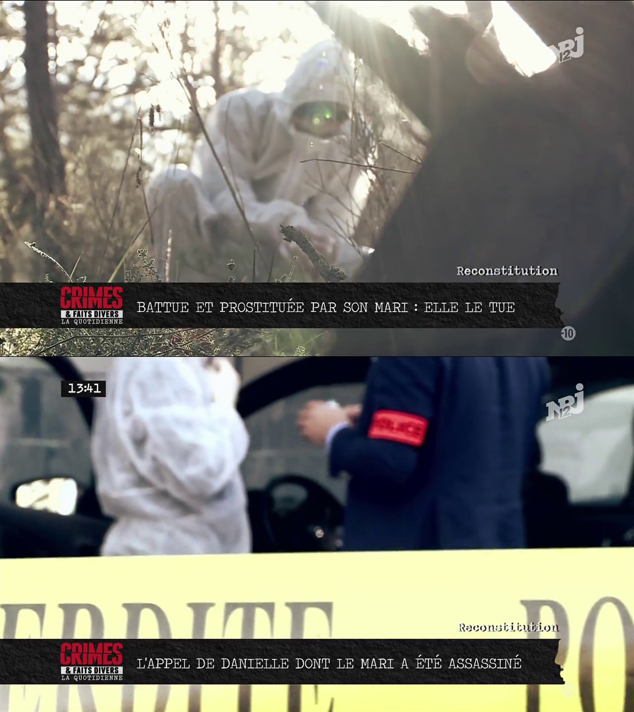police-scientifique