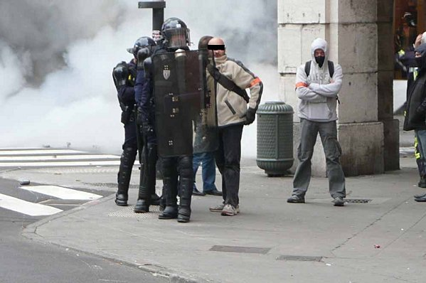 Policier Chambéry
