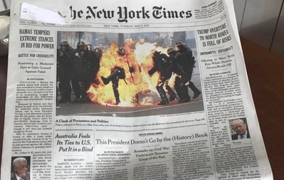 policier New York Times