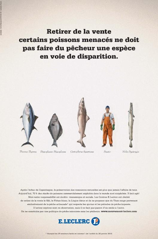 Publicité Leclerc