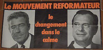 Réformateurs affiche