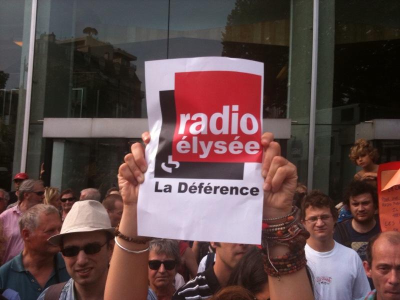 Radio France Déférence