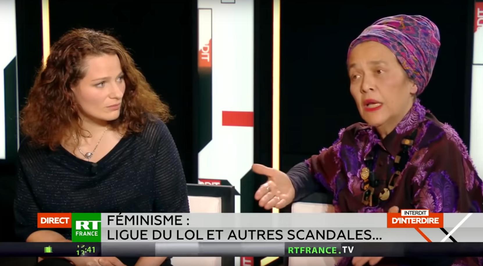 RT France Vergès