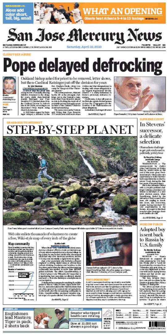 San Jose Mercury News