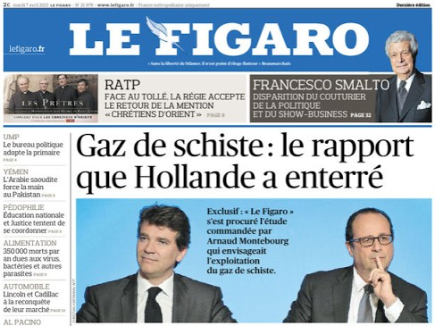 Scoop Figaro