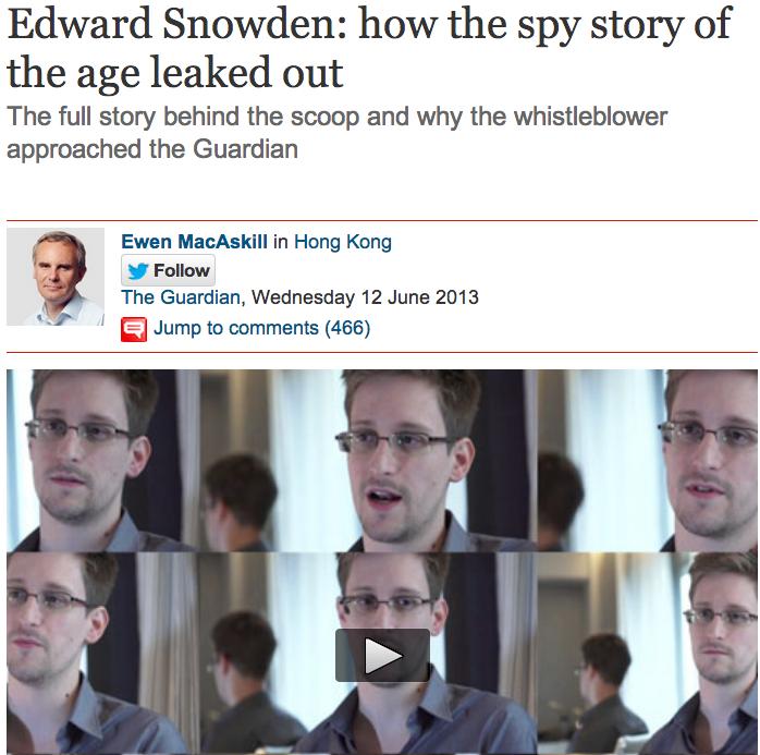 Snowden Guardian