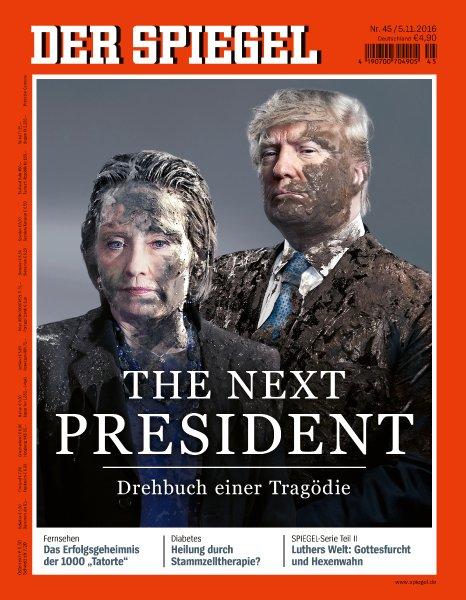 Spiegel boue