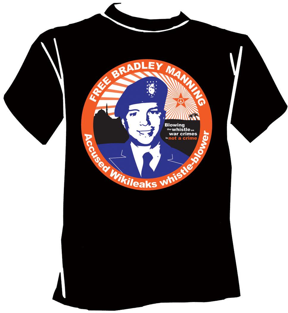 Tee Shirt Manning