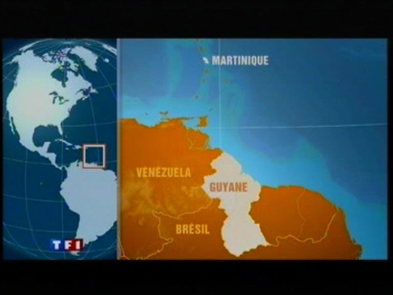 TF1 Guyana