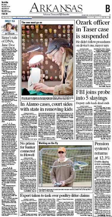 The Arkansas Democrat-Gazette