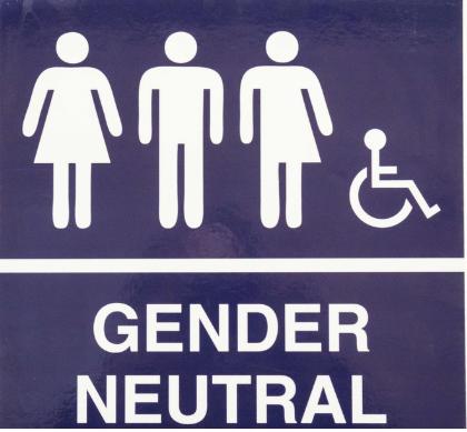 toilettes non binaires