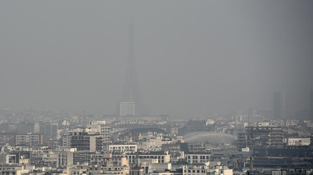 tour Eiffel particules