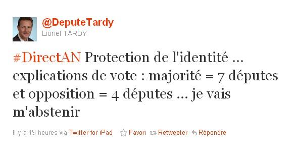 Tweet Tardy
