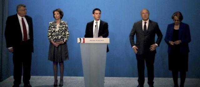 Valls 50 milliards