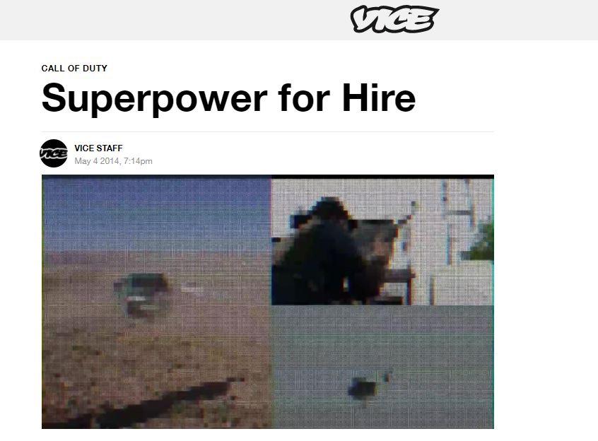 Vice CoD1