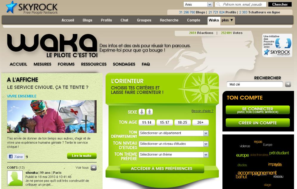 Waka.com