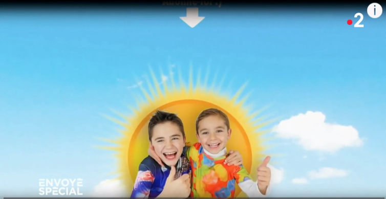 Youtube Néo et Swan