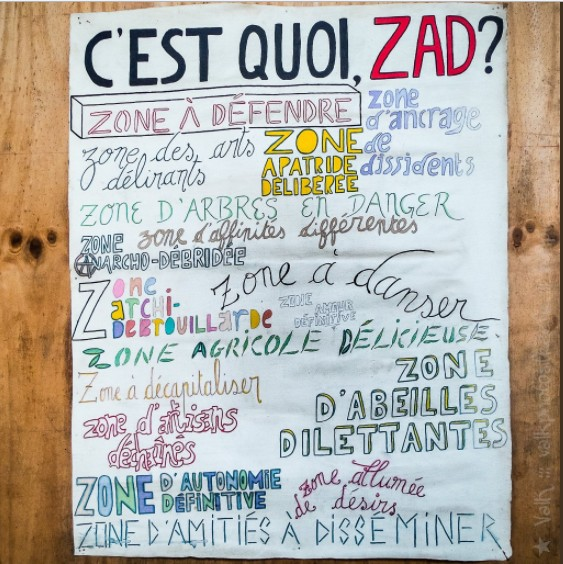 ZAD affiche 2